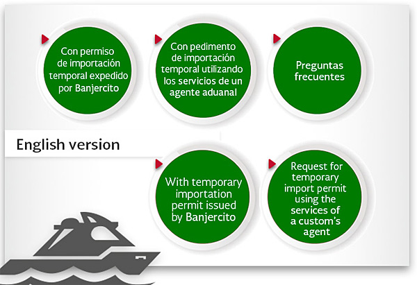 New Import Permit for Boaters Entering Mexico Resolves